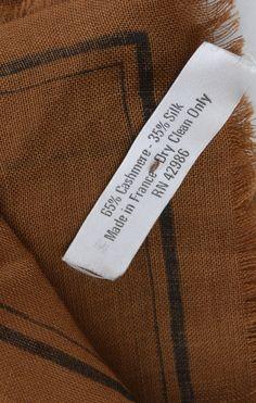 Dressing Vintage - 2 vintage Yves Saint Laurent Scarves Cashmere Silk, $195.00 (http://dressingvintage.com/2-vintage-yves-saint-laurent-scarves-cashmere-silk/)