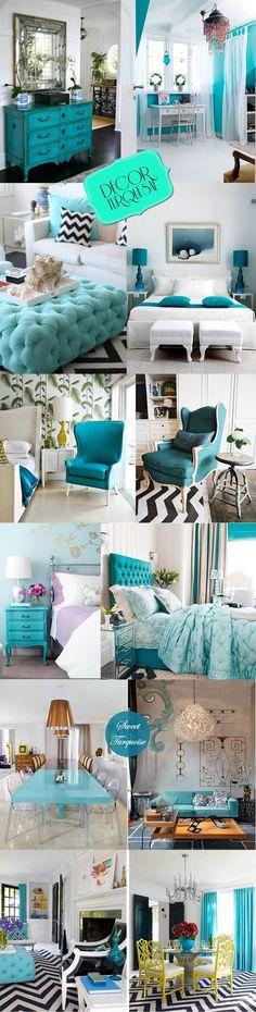 decoración-Turquesa-casa-azul-turqueza Xonei sin turquesa!  rsrsrs::