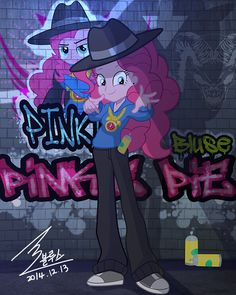 Pinkiepie bits by 0Bluse.deviantart.com on @DeviantArt