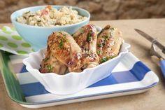 Descubre esta deliciosa receta de alitas de pollo al horno con ingredientes como ajo, perejil y vino blanco con un sabor riquísimo.