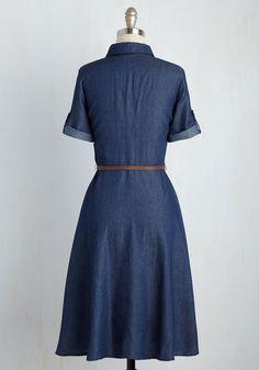 Of Creeks Bearing Gifts Dress | Mod Retro Vintage Dresses | ModCloth.com