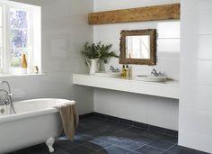 Glossy White Flat Wall Tile (30X60)