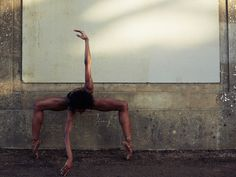 MAKING A POINTE Kinfolk / Bertil Nilsson / Movement <3