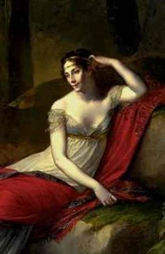 """Josephine is probably my favorite 'royal"""".  (if you can call her a royal) Her marriage and romance with Napoleon Bonaparte is one of the greatest and most interesting love stories ever."""