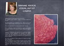 Exposition à la Ward Nasse Gallery! Rose, Artist, Artists, Roses