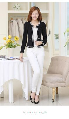 payin' the cost to be the boss Blazers For Women, Suits For Women, Jackets For Women, Clothes For Women, Girly Girl Outfits, Cool Outfits, Suit Fashion, Fashion Outfits, Dress Neck Designs