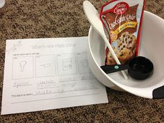 Give each group a bag of items (details) and ask what the main idea is. Great idea.