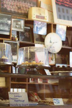 St Kilda - Monarch Cake Shop - Melbourne