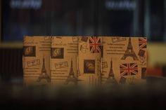 """Kasih gambar menara Eiffel biar semangat!  Kini akun official line kami berubah menjadi '@hibrkraft' (pakai @). Add @hibrkraft (please use """"@"""") di LINE kamu atau chat langsung untuk pemesanan order pricelist dan katalog! Selain itu kami juga akan post info dan trivia menarik seputar dunia penulisan journalling sketch dan lainnya :) . . #journal #productphotography #handicraft #leather #bukuunik #travelnote #photography #bookbinding #booklover #handmade #giftideas #jualsketchbook…"""