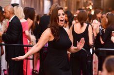 Ashley Graham hasn't confirmed weight loss, but she has said she knows how to work her angles in pictures. (Photo: Getty)