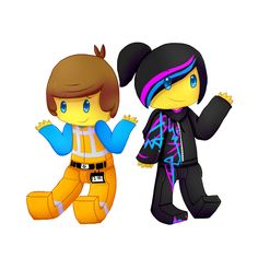 81 Best Emmet and Lucy images   Lego movie, Movies 2014 ...