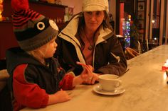 Here are the best spots for getting your hot cocoa, hot chocolate and drinking chocolate fix in Portland. | Red Tricycle