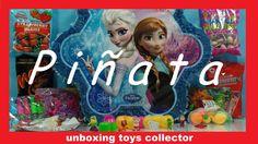 Disney Frozen Birthday piñata How to Make a perfect Birthday Party Feliz...