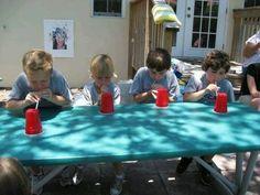 çocuklar için nefes oyunları (5) | Evimin Altın Topu