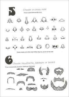 5 of 10 Tekenprent Cartoon Drawing For Kids, Drawing Cartoon Characters, Cartoon Drawings, Drawing Sketches, Funny Drawings, Cartoon Head, Cartoon Noses, Caricature Drawing, Drawing Quotes