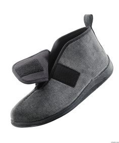 3fc5d67823dd Comfortrite Slippers For Men – Extra Wide Extra Deep Fit Item  51180 US   49.98 Mens. Adaptive Clothing and Footwear by Silvert s