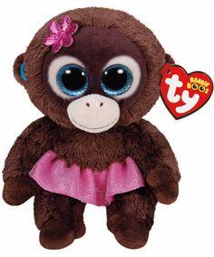 Nadya Beanie Boo Monkey - TY
