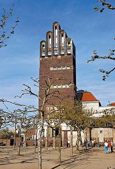 Hochzeitsturm Mathildenhöhe Darmstadt (Wedding Chapel)