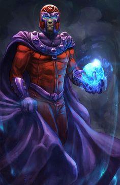 Magneto by daniel hayman