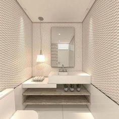 32 A Secret Weapon for Big Bathroom Mirror Trend in Real Interiors - homeuntold Bathroom Interior, Bathroom Makeover, Luxury Bathroom, Bathroom Design Small, Big Bathrooms, Toilet Design, Bathroom Decor Luxury, Bathroom Decor, Bathroom Mirror Trends