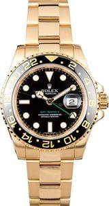 Rolex GMT-Master II 116718 Gold
