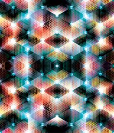 Andy Gilmore's musical geometries.