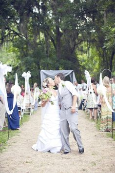 The Eventful Gals I North Florida Wedding Planners I St. Marks Pond Villa I Saint Augustine, Florida I Rustic  www.TheEventfulGals.com