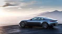 There are few car badges in the world with deeper history than Aston Martin's DB line, made most famous by James Bond's beautiful, tricked-out DB5 in 1964's Goldfinger. Now, there's an all-new DB...