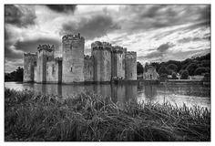 Castillo Bodiam, Inglaterra