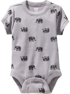 Patterned Bodysuits for Baby Elephant Baby Clothes, Newborn Boy Clothes, Newborn Outfits, Baby Boy Outfits, Babies Clothes, Winter Baby Clothes, Cute Baby Clothes, Gender Neutral Baby Clothes, Baby Clothes Patterns