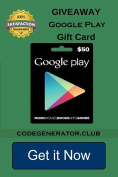 how to get redeem code for play store
