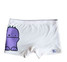 Love these dino boy shorts made for boys AND girls. (It's hard to find dinosaur things for girls!)