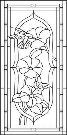 Glass Shelves For Kitchen Window Glass Painting Patterns, Stained Glass Patterns Free, Glass Painting Designs, Stained Glass Quilt, Stained Glass Flowers, Faux Stained Glass, Stained Glass Lamps, Stained Glass Designs, Stained Glass Panels