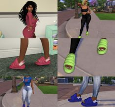 she fm Da jungle B🌴🌺🍍🍌🐒 Sims 4 Toddler Clothes, Sims 4 Mods Clothes, Sims 4 Cc Kids Clothing, Sims 4 Cc Eyes, Sims 4 Cc Skin, Sims Cc, Sims 4 Cas Mods, Sims 4 Body Mods, Sims 4 Cc Folder