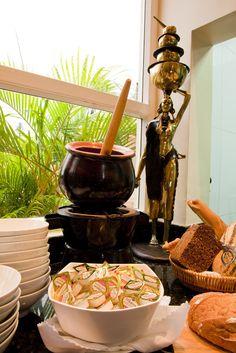 Breakfast is served!  #luxury  #hotel  #accra  #Ghana.