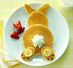 La colazione dei bambini? Un gioco creativo | Cucina