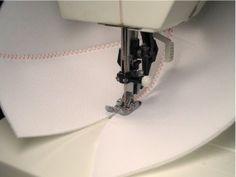 zigzagging-foam-lining