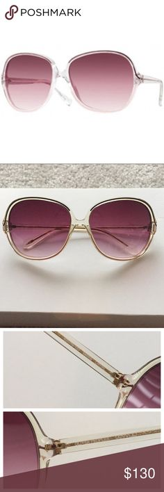 Oliver Peoples Sabina sunglasses Oliver Peoples Sabina sunglasses - pink.  No scratches, never worn. Oliver Peoples Accessories Sunglasses