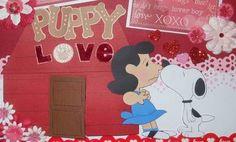Charlie Brown Peanuts Valentines ❤️