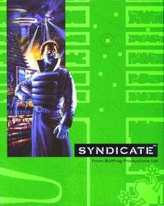 Syndicate (Bullfrog, 1993)