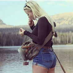 what to wear fishing for trout #flyfishing