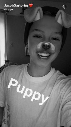 A hottttttttttt puppy of course