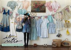 Vintage Womens Clothing,