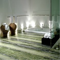 Irish Green Marble By Antolini I Can See It In My Bathroom