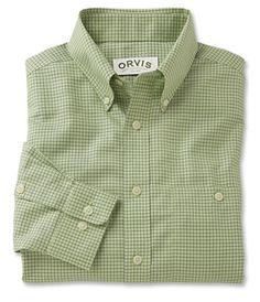 Just found this Herringbone+Dress+Shirt+-+Wrinkle-Free+Pure+Cotton+Herringbone+Long-Sleeved+Shirt+--+Orvis on Orvis.com!