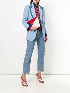 6a79fda0513d GG Supreme Embroidered Clutch - Gucci #fashion #pandafashion #clutch ...