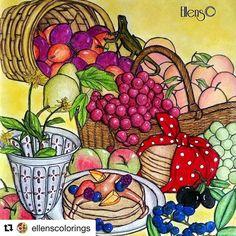 #Repost @ellenscolorings with @repostapp ・・・ Coloring during my vacation.. Looking forward to get home and to see all your great colorings. Two more days to go  #menuetdebonheur #rhapsodyintheforest #coloringmasterpiece #arttherapy #colorindolivrostop #arte_e_colorir #coloring_masterpieces #divasdasartes #nossa_vida_colorida #desenhoscolorir #coloring_secrets #artecomoterapia #fabercastellpolychromos #prismacolor #ellens #coloriagepouradultes #kleurenvoorvolwassenen #coloringforadults #...