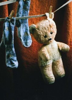 hand made bears by wirag on Flickr.