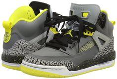 best service 03108 abced Nike Jordan Spizike, Unisex-Kinder Basketballschuhe, Grau (Cl Grey Vbrnt  Yllw-Blk-Wlf Gry 075), 38.5 EU  Amazon.de  Schuhe   Handtaschen