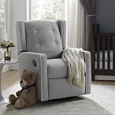 You'll love the Swivel Glider at Wayfair - Great Deals on all Baby & Kids  products with Free Shipping on most stuff, even the big stuff.